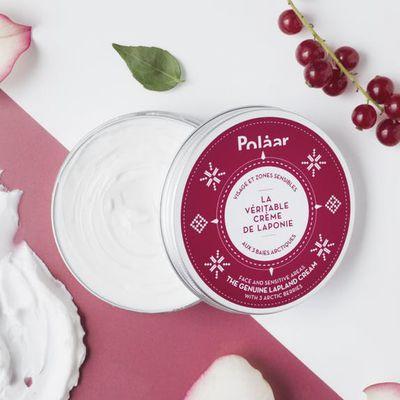 La Crème de Laponie de la marque Polaar