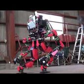 ATLAS robot gets closer to walking like a human - OOKAWA Corp.