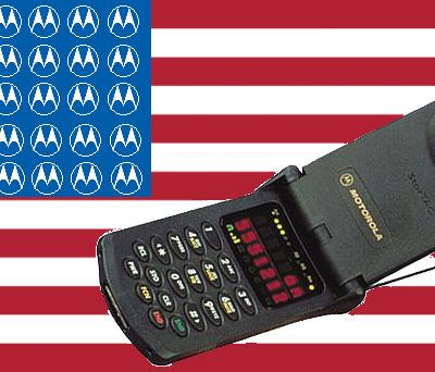 Motorola StarTac ; Les références Américaines