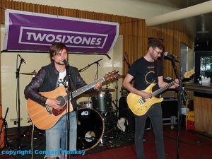 TwoSixOnes au Bar du Matin, Forest, le 16 avril 2015