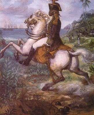 INFO:  Ce soir sur France 3, à 21h05 Le destin exceptionnel de Toussaint Louverture (émission en partie tournée à la Rochelle le 27 mars dernier en présence de Stéphane Bern