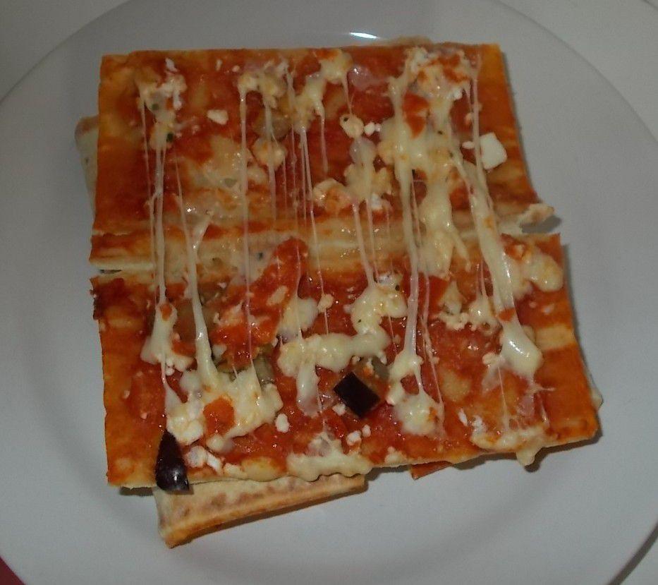 Lidl Trattoria Alfredo Pizzatasche Tomate Feta