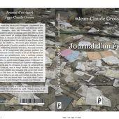 Journal d'un égaré/JC Grosse - Les Cahiers de l'Égaré
