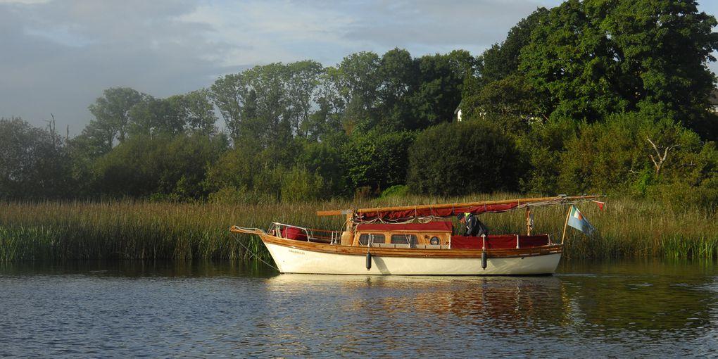Lakeland and Inland Waterways Ireland du 14 au 21 sepembre 2012