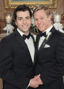 """""""Days of our lives"""" le mariage gay"""