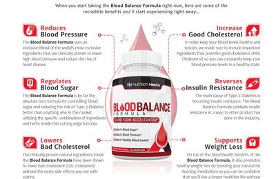 Blood Balance Formula Reviews 2020 - How To Balance Healthy Blood Levels