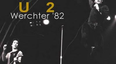 U2 -October Tour -04/07/1982 -Werchter  Belgique -Festival Grounds