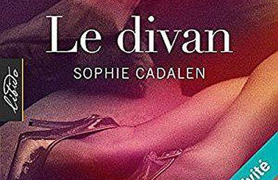 *LE DIVAN* Sophie Cadalen* Édition Audio* Audible, collection Libido* par Martine Lévesque*