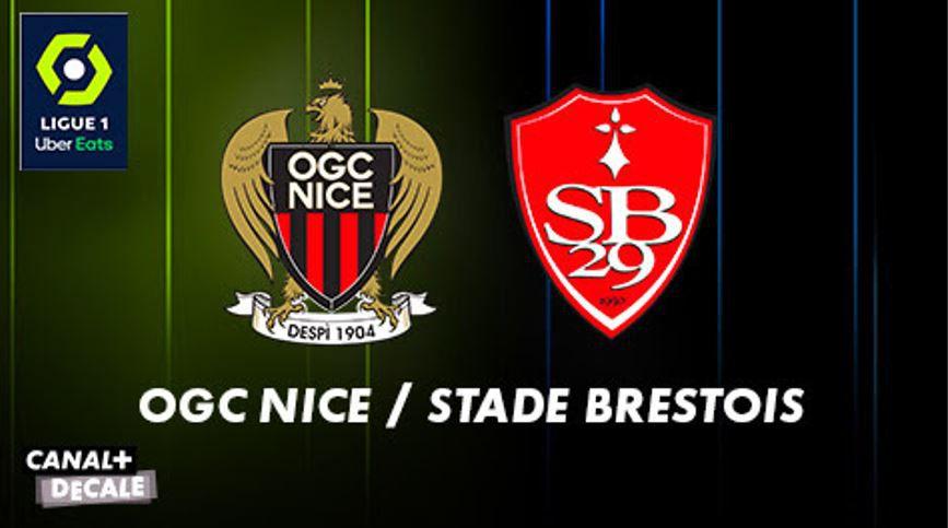 Nice / Brest : Sur quelle chaîne suivre la rencontre samedi ?