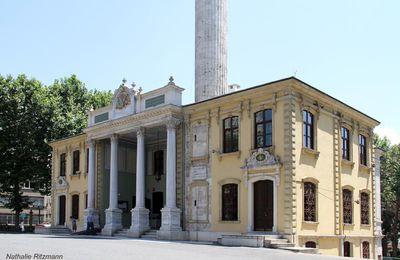 La mosquée de Teşvikiye, lieu de rdv pour les obsèques des célébrités istanbouliotes