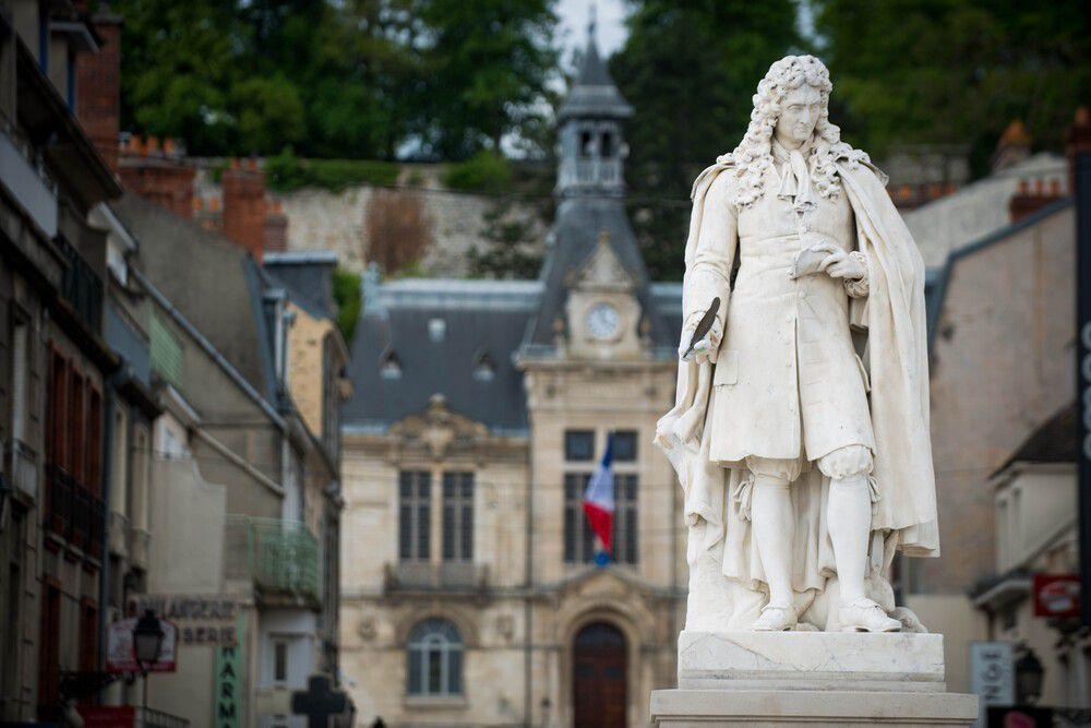 Jean de La Fontaine est toujours chez lui à Château-Thierry