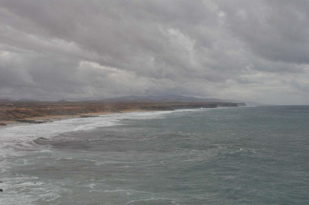 Fuerteventura : le Nord.