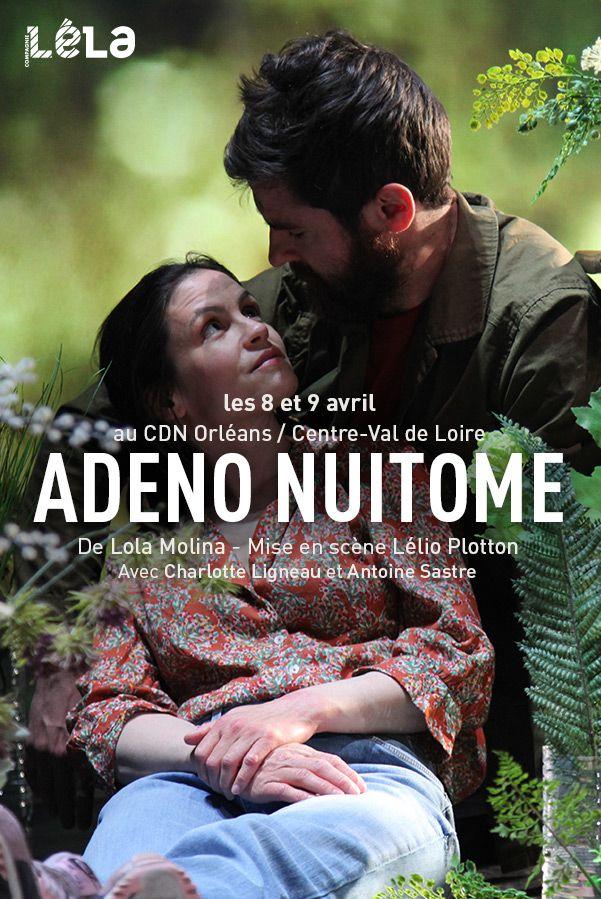 Adeno Nuitome. La mort en ce jardin…