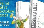 Masonica Lille : 15, 16 et 17  octobre 2021. A ne pas manquer !