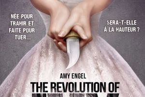 The book of Ivy tome 2 : The revolution of Ivy de Amy ENGEL