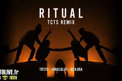 Tiësto x Jonas Blue ft. Rita Ora - Ritual ( TCTS Remix )