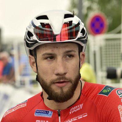 Mathieu Urbain (VC Lucéen) remporte la cyclosportive La Tricolore à Epinal (88)