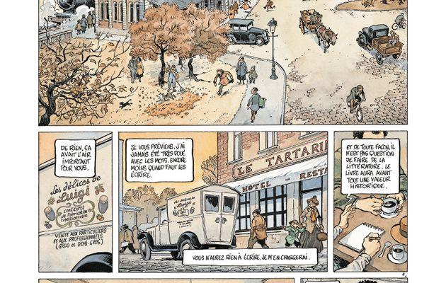 La Guerre des Lulus 1916 La Perspective Luigi - Tome 1 / BANDE DESSINEE / ARTS PLASTIQUES - BIEN LE BONJOUR D'ANDRE
