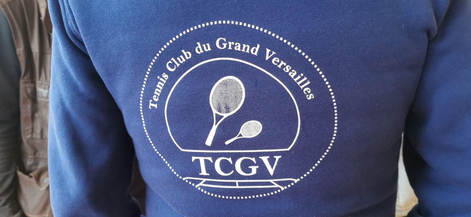 Versailles et leur beau logo