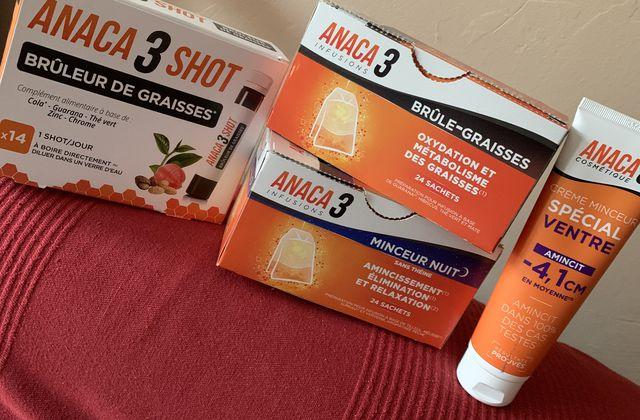 Les produits minceur ANACA 3