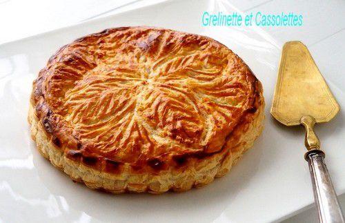 Galette Pommes Amandes