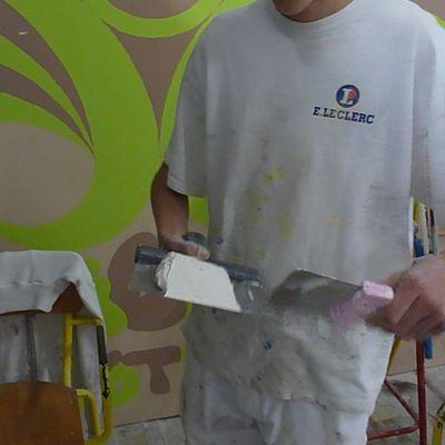 CAP peintre et applicateur et revêtement
