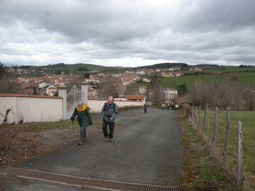 Début de matinée à Bussières