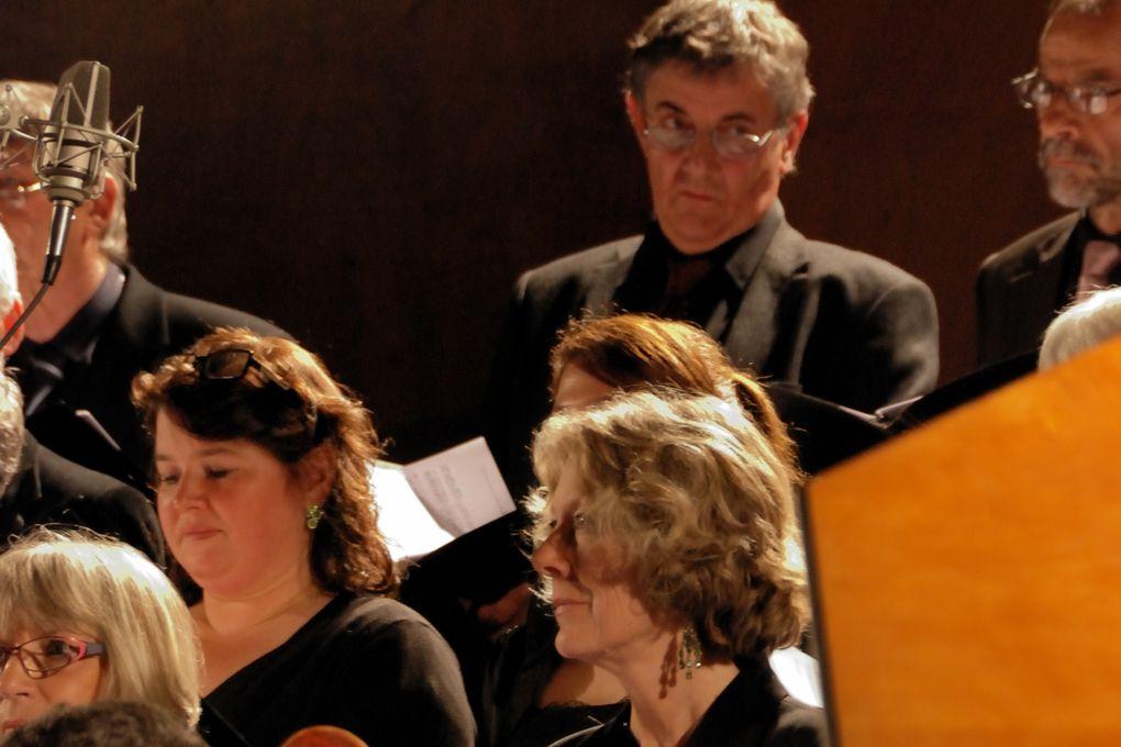"""Concert """"Musique au temps de Diderot"""" à la cathédrale Saint-Mammès de Langres, 5 octobre 2013 (Photos Bruno Aubin)"""