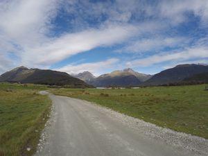 Dart track ~ Glenorchy ~ Nouvelle Zélande