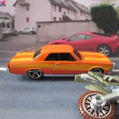 65 PONTIAC GTO 1965 PONTIAC GTO HOT WHEELS 1/64 - car-collector.net