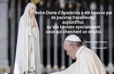 13 octobre - Notre Dame de Fatima
