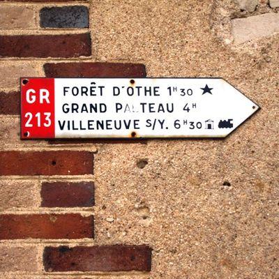 2011-02-19 20, 2 jours entre Sens-Joigny sur le GR213