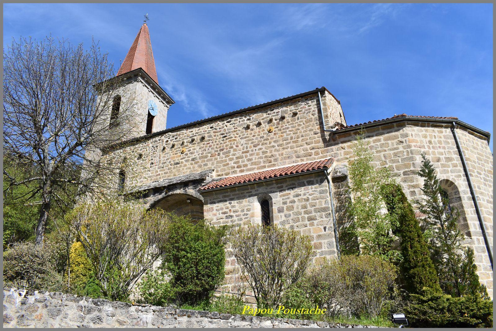Saint Préjet d'Allier