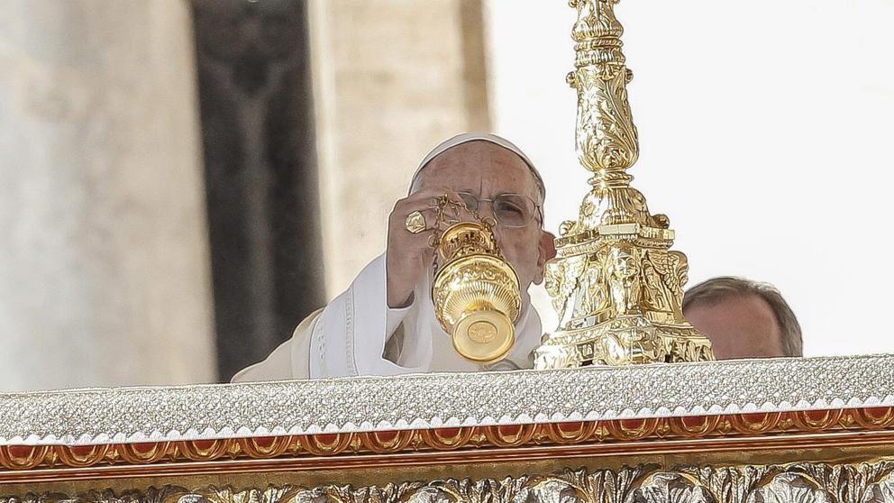 El papa Franciso celebra una multitudinaria ceremonia con la que dio por concluido el Jubileo Extraordinario de la Misericordia en el Vaticano, el 20 de noviembre de 2016 (EFE).- El Muni.