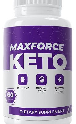 Max Force Keto - *MUST READ BEFORE BUY* Max Force Keto Pills