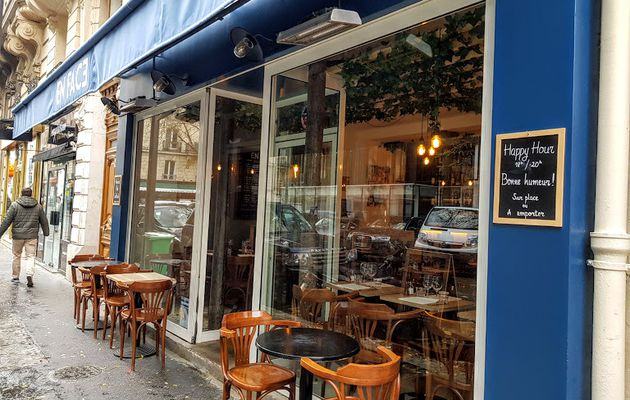 En Face (Paris 17) : Gentil resto de quartier