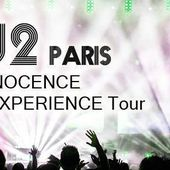 U2 -Paris France 10/11/2015 AccorHotels Arena - U2 BLOG