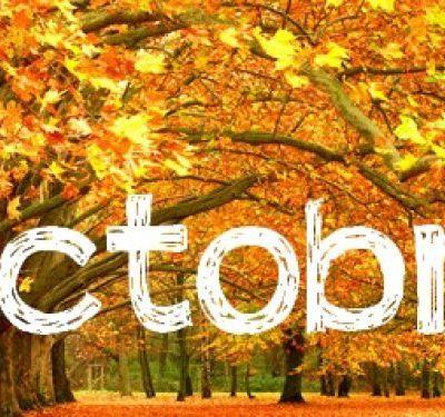 Ce qui vous attend en octobre