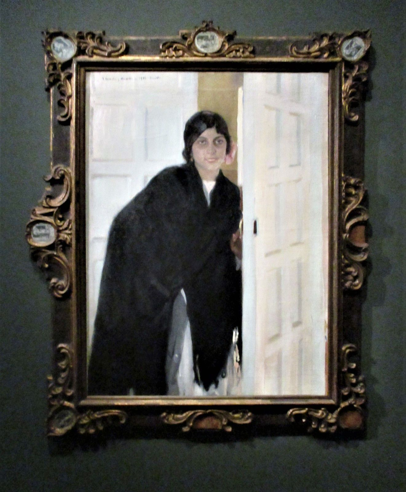 Jeune fille andalouse - 1914