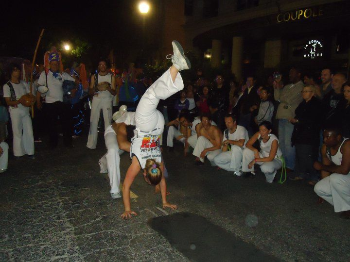 Spectacle Capoeira /Samba -  Feria de Nîmes