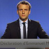 Emmanuel Macron candidat en 2017 : ce qu'il faut retenir de son annonce