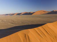 Dune 45, Namibie - Photo : mamzelle-bougeotte © Tous droits réservés