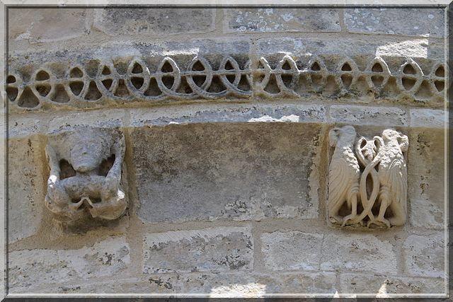Diaporama église fortifiée de Guitinières