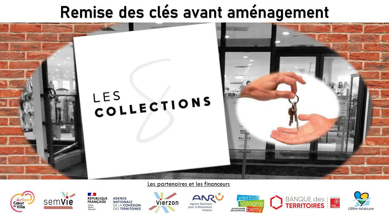 Le magasin Les Collections ouvrira le 24 mars
