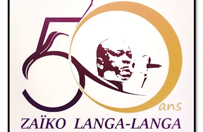 50 BOUGIES POUR ZAÏKO LANGA-LANGA