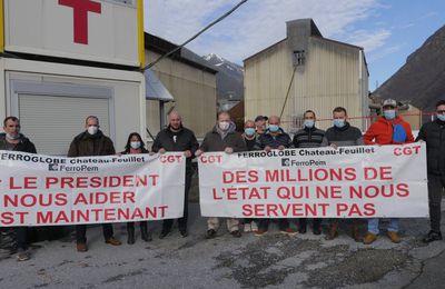 Jugement de 3 salariés de FerroPem de chateau feuillet assignés , la direction déboutée