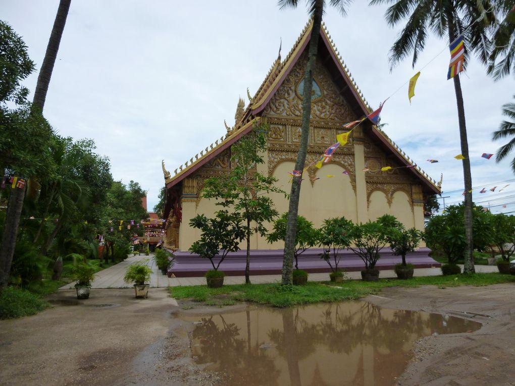 Présentation de notre voyage et départ pour le laos...