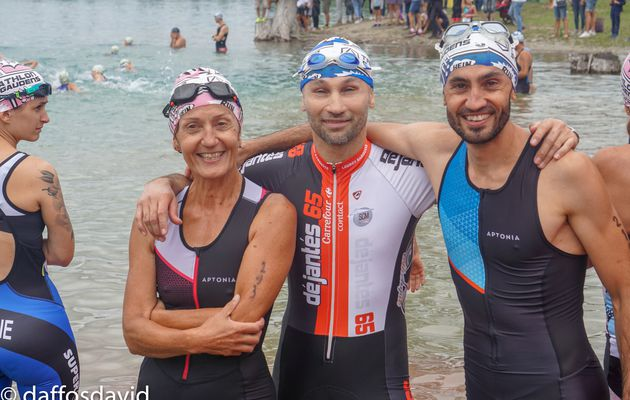 Triathlon du comminges ,photos
