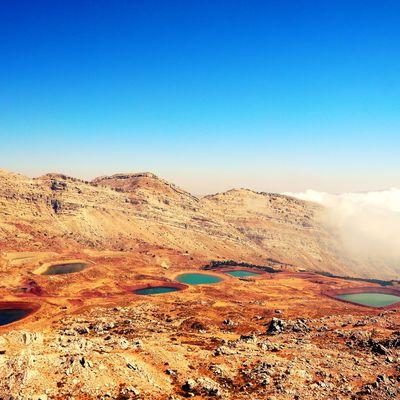 Travelling to Lebanon - September 2013