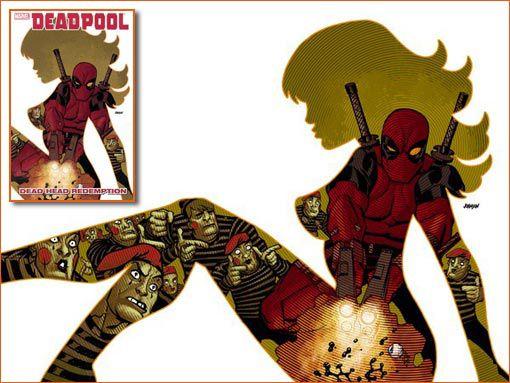 Pool, Deadpool